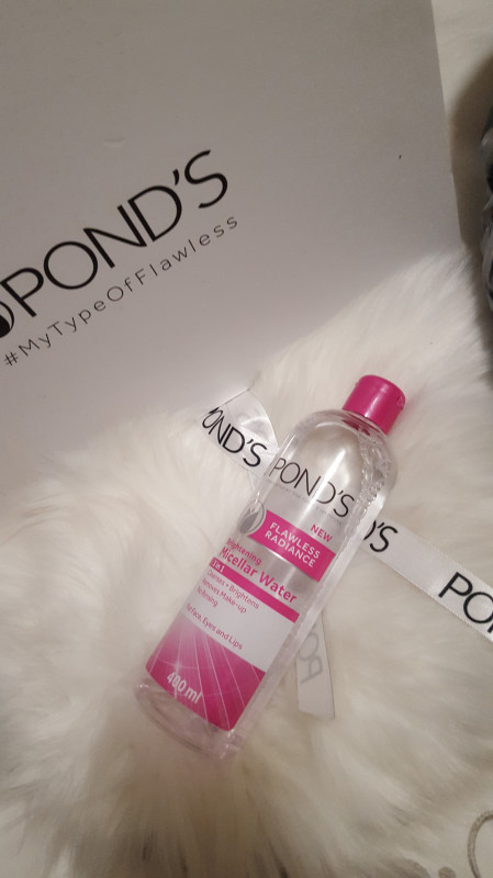POND'S Flawless Radiance Derma+ Brightening Micellar Water