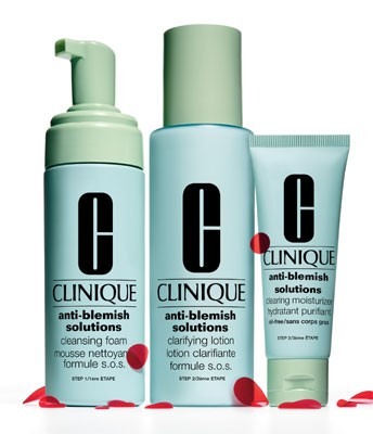 Clinique - Clinique Anti Blemish Solutions 3 Step  Review - Beauty Bulletin - Acne and Blemish Creams