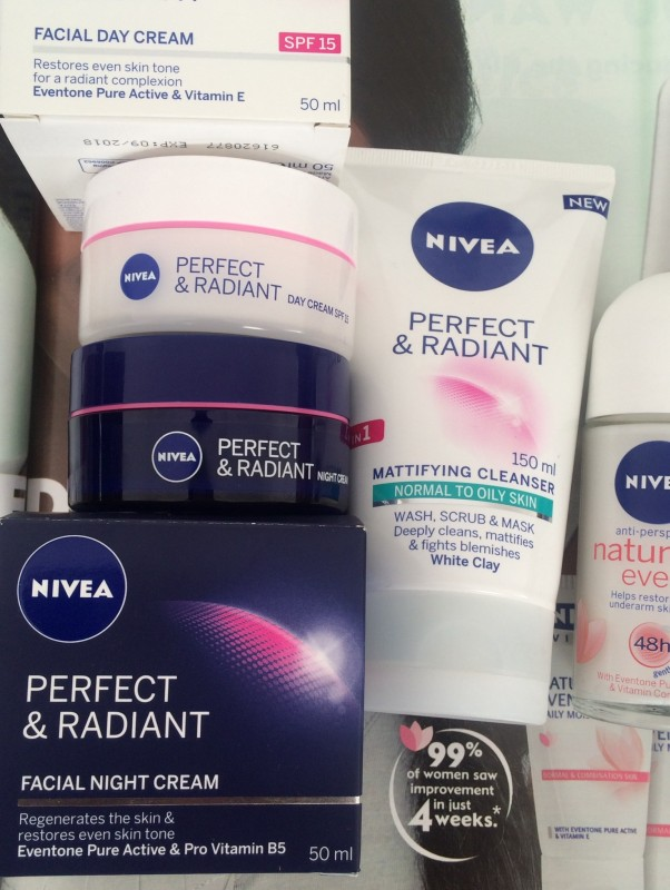 User Reviews Nivea Perfect Amp Radiant Facial Day Cream Spf 15