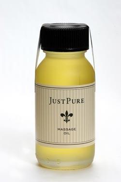 Just Pure Massage Oil
