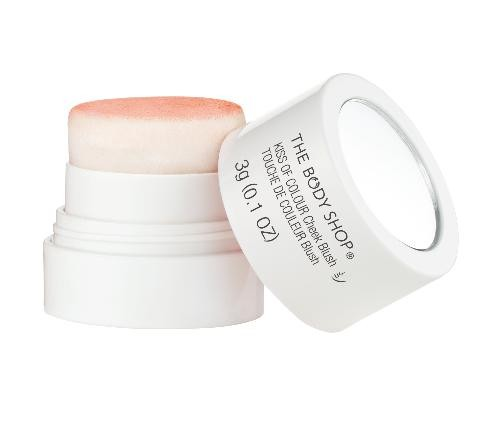 Kiss of Colour Cheek Blush -The Body Shop