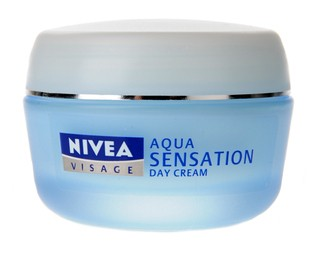 Nivea Visage Aqua Sensation Invigorating Day Cream