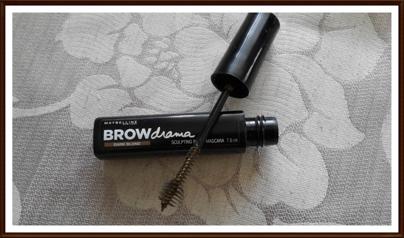 476277bd4f5 Maybelline - Maybelline Brow Drama Sculpting Brow Mascara Review ...