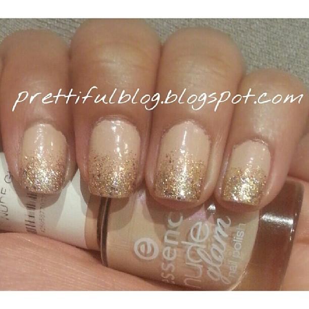 Bio Gel Nails >> Essence - Essence Gold Fever Review - Beauty Bulletin ...