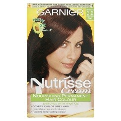Garnier - Garnier Nutrisse Creme permanent hair colour Review ...