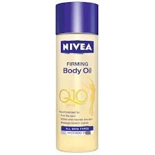 Nivea firming Body Oil