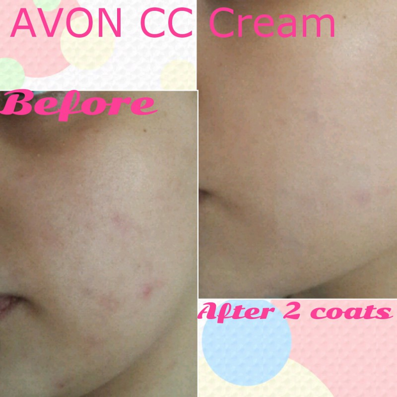 Avon Avon Ideal Flawless Cc Cream Nude Review Beauty