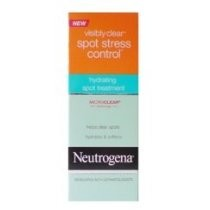 Neutrogena - Neutrogena Spot Stress Control Hydrating Treatment Spot Treatment Review - Beauty Bulletin - Acne and Blemish Creams