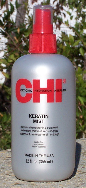 Chi Chi Keratin Mist Leave In Spray Review Beauty