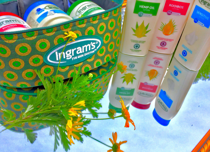 Ingram's Hemp Range