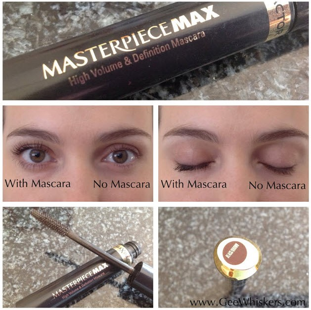 Max Factor - MaxFactor Masterpiece Max Mascara Review - Beauty ... 970e9b0fc4f64
