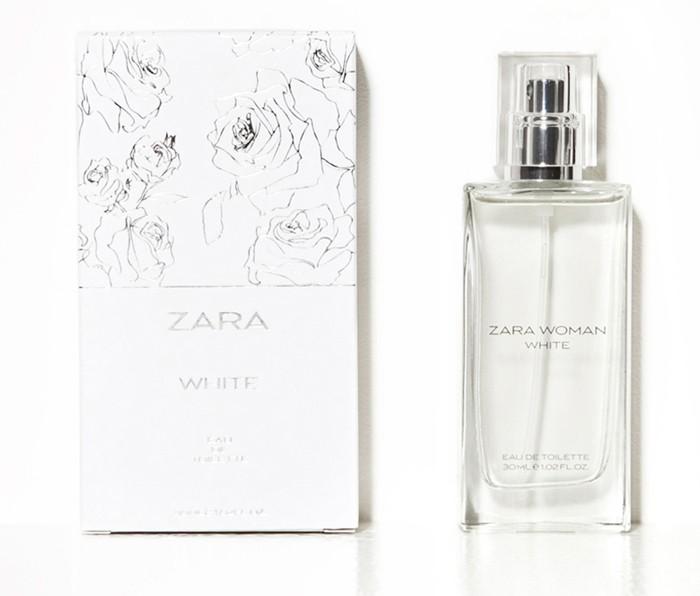 Review Zara White For Women Edt Beauty Bulletin Fragrances qSUMVzp