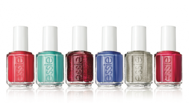 Winter Range Essie 2013