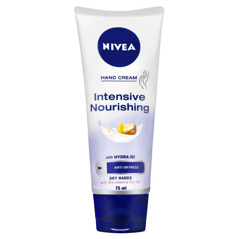 Nivea - Nivea Intensive Nourishing Hand Cream  Review - Beauty Bulletin - Moisturizers