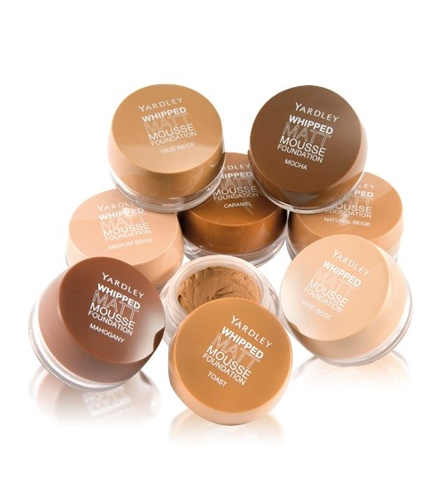 yardley whipped matt mousse foundation review beauty bulletin foundations. Black Bedroom Furniture Sets. Home Design Ideas