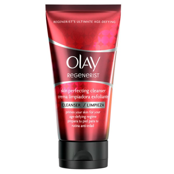 Olay - NEW Olay Regenerist Skin Perfecting Cleanser Review