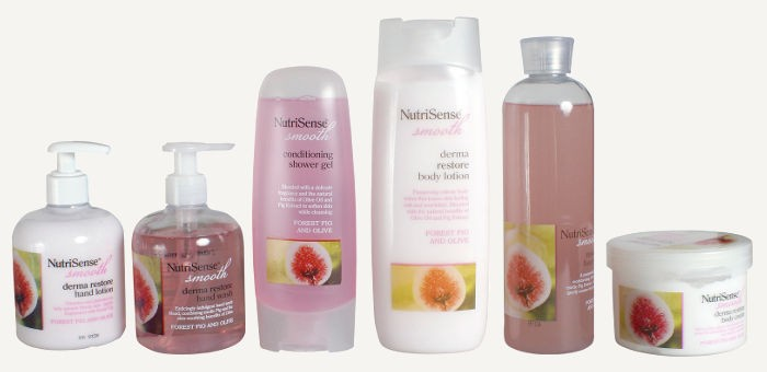Nutrisense Smooth Derma Restore Body Lotion