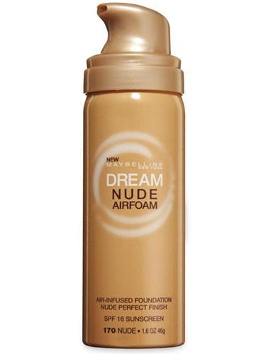 Maybelline Dream Nude Airfoam
