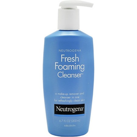 Neutrogena - Neutrogena Fresh Foaming Cleanser  Review - Beauty Bulletin - Cleansers,Toners,Washes