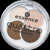 Essence Quattro Eyeshadows