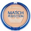 Rimmel Match Perfection Ultra Creamy Compact Powder