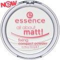 Essence: All about matt fixing compact powder