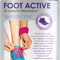 Skin Republic Foot Active 20 Minute Treatment