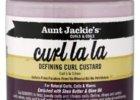 Aunt Jackie's Curl custard