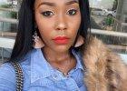 Justine under make up