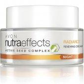 Avon Nutra Effects Radiance Night Cream