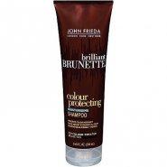John Frieda® Brilliant Brunette® Colour Protection Moisturising Shampoo