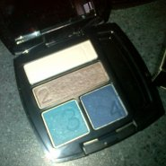Avon True Colour Eyeshadow Quad - Glow Teal