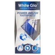 White Glo Power Brush Toothpaste