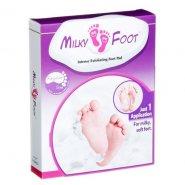 Milky Foot Intense exfoliating foot pad