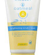 Yardely Oatmeal Even Skin 2-in-1 Brightening Scrub/Mask
