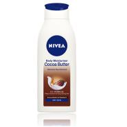 Nivea Cocoa Butter Body Moisturiser and Cream