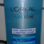 Loreal Pore Tightening and Clarifying Lotion