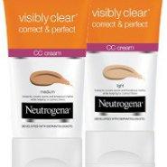 Neutrogena® Visibly Clear® Correct & Perfect CC Cream