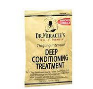Dr. Miracle's Tingling Intensive Deep Conditioning Hair Treatment