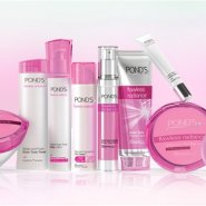 Pond's Flawless Radiance Skin Care Range