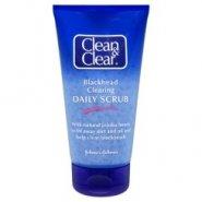 Clean and clear blackhead scrub