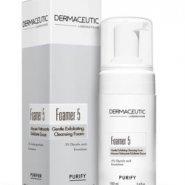 Dermaceutic Foamer 5 Gentle Exfoliating Cleansing Foam
