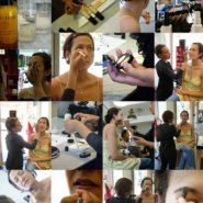 My Bobbi Brown Makeup Lesson…