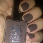 Yardley Gel-Lac Nails (Chocolate)