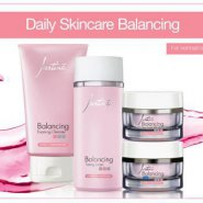 Justine Balancing Daily Skin Care Range For Normal/Combination Skin
