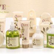 Olive and chamomile body moisturiser