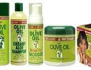 Organic Olive Oil  Mask