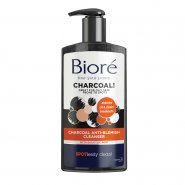 Bioré Charcoal Anti-Blemish Cleanser
