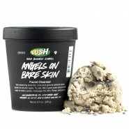 Angels on Bare Skin cleanser by Lush