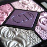 Dior 5 colour eyeshadow palletes
